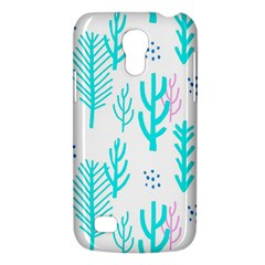 Forest Drop Blue Pink Polka Circle Galaxy S4 Mini by Mariart