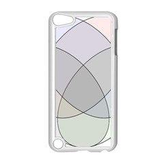 Four Way Venn Diagram Circle Apple Ipod Touch 5 Case (white) by Mariart
