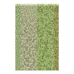 Camo Pack Initial Camouflage Shower Curtain 48  X 72  (small)  by Mariart