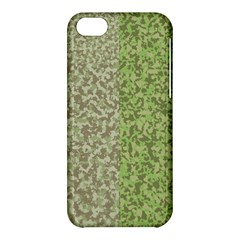 Camo Pack Initial Camouflage Apple Iphone 5c Hardshell Case by Mariart