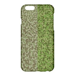 Camo Pack Initial Camouflage Apple Iphone 6 Plus/6s Plus Hardshell Case by Mariart