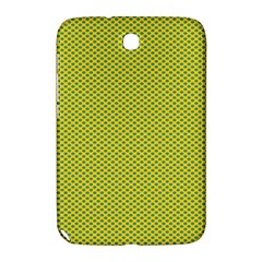 Polka Dot Green Yellow Samsung Galaxy Note 8 0 N5100 Hardshell Case  by Mariart