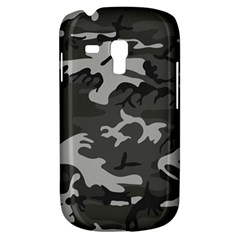 Initial Camouflage Grey Galaxy S3 Mini by Mariart