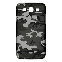 Initial Camouflage Grey Samsung Galaxy Mega 5 8 I9152 Hardshell Case  by Mariart