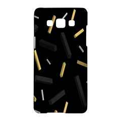 Rectangle Chalks Samsung Galaxy A5 Hardshell Case  by Mariart