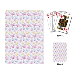 Pretty Colorful Butterflies Playing Card by tarastyle