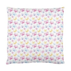 Pretty Colorful Butterflies Standard Cushion Case (one Side) by tarastyle