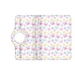 Pretty Colorful Butterflies Kindle Fire Hd (2013) Flip 360 Case by tarastyle