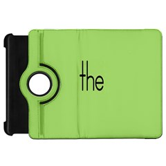Sign Green The Kindle Fire Hd 7  by Mariart