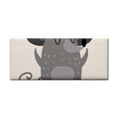 Tooth Bigstock Cute Cartoon Mouse Grey Animals Pest Cosmetic Storage Cases by Mariart