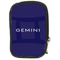 Zodiac Gemini Compact Camera Cases by Mariart