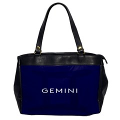 Zodiac Gemini Office Handbags by Mariart