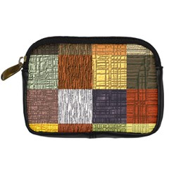 Blocky Filters Yellow Brown Purple Red Grey Color Rainbow Digital Camera Cases by Mariart