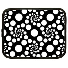 Pattern Netbook Case (xl)  by Valentinaart