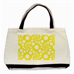 Pattern Basic Tote Bag (two Sides) by Valentinaart