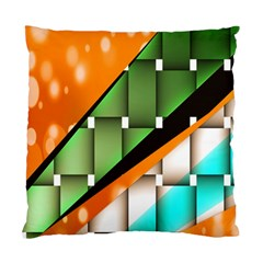 Abstract Wallpapers Standard Cushion Case (two Sides) by Simbadda
