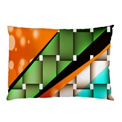 Abstract Wallpapers Pillow Case by Simbadda