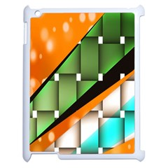 Abstract Wallpapers Apple Ipad 2 Case (white) by Simbadda