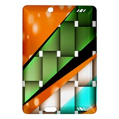 Abstract Wallpapers Amazon Kindle Fire Hd (2013) Hardshell Case by Simbadda