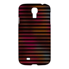 Colorful Venetian Blinds Effect Samsung Galaxy S4 I9500/i9505 Hardshell Case by Simbadda