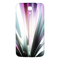 Flower Petals Abstract Background Wallpaper Samsung Galaxy Mega I9200 Hardshell Back Case by Simbadda