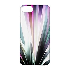 Flower Petals Abstract Background Wallpaper Apple Iphone 7 Hardshell Case