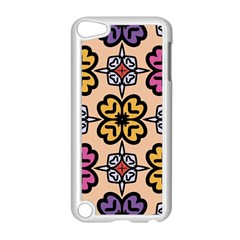 Abstract Seamless Background Pattern Apple Ipod Touch 5 Case (white) by Simbadda