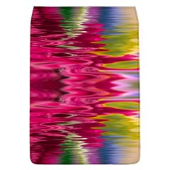 Abstract Pink Colorful Water Background Flap Covers (l)  by Simbadda