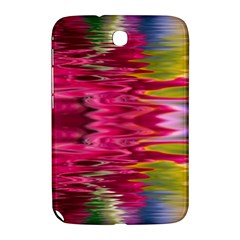 Abstract Pink Colorful Water Background Samsung Galaxy Note 8 0 N5100 Hardshell Case  by Simbadda