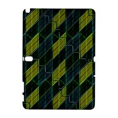 Futuristic Dark Pattern Galaxy Note 1 by dflcprints