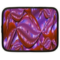 Passion Candy Sensual Abstract Netbook Case (large) by Simbadda
