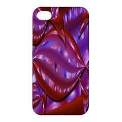 Passion Candy Sensual Abstract Apple Iphone 4/4s Premium Hardshell Case by Simbadda