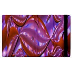 Passion Candy Sensual Abstract Apple Ipad 2 Flip Case by Simbadda