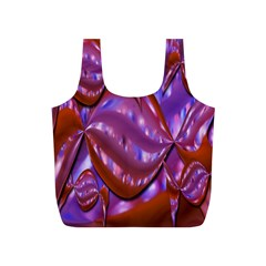 Passion Candy Sensual Abstract Full Print Recycle Bags (s)  by Simbadda