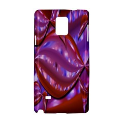 Passion Candy Sensual Abstract Samsung Galaxy Note 4 Hardshell Case by Simbadda