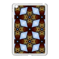Abstract Seamless Background Pattern Apple Ipad Mini Case (white) by Simbadda