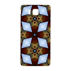 Abstract Seamless Background Pattern Samsung Galaxy Alpha Hardshell Back Case by Simbadda