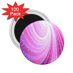 Vortexglow Abstract Background Wallpaper 2 25  Magnets (100 Pack)  by Simbadda