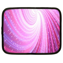 Vortexglow Abstract Background Wallpaper Netbook Case (xl)  by Simbadda