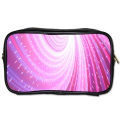 Vortexglow Abstract Background Wallpaper Toiletries Bags by Simbadda