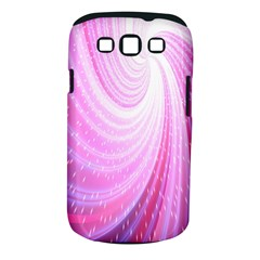 Vortexglow Abstract Background Wallpaper Samsung Galaxy S Iii Classic Hardshell Case (pc+silicone) by Simbadda