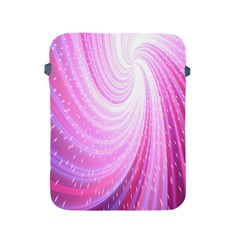 Vortexglow Abstract Background Wallpaper Apple Ipad 2/3/4 Protective Soft Cases by Simbadda