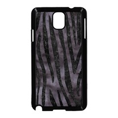 Skin4 Black Marble & Black Watercolor Samsung Galaxy Note 3 Neo Hardshell Case (black) by trendistuff