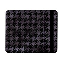 Houndstooth1 Black Marble & Black Watercolor Samsung Galaxy Tab Pro 8 4  Flip Case by trendistuff