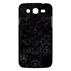 Damask1 Black Marble & Black Watercolor Samsung Galaxy Mega 5 8 I9152 Hardshell Case  by trendistuff