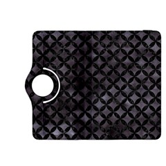 Circles3 Black Marble & Black Watercolor (r) Kindle Fire Hdx 8 9  Flip 360 Case by trendistuff