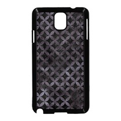 Circles3 Black Marble & Black Watercolor Samsung Galaxy Note 3 Neo Hardshell Case (black) by trendistuff