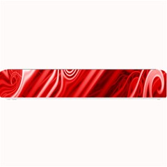 Red Abstract Swirling Pattern Background Wallpaper Small Bar Mats by Simbadda