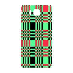 Bright Christmas Abstract Background Christmas Colors Of Red Green And Black Make Up This Abstract Samsung Galaxy Alpha Hardshell Back Case