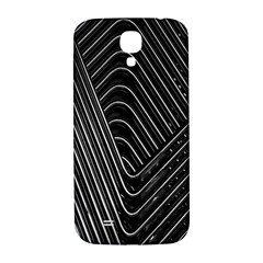 Chrome Abstract Pile Of Chrome Chairs Detail Samsung Galaxy S4 I9500/i9505  Hardshell Back Case by Simbadda